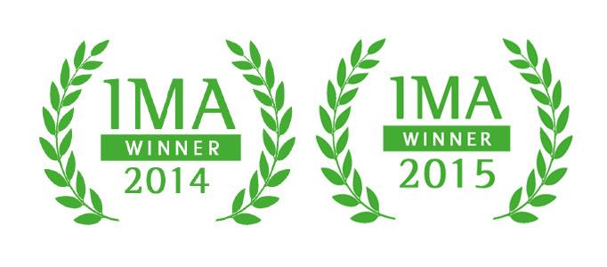 IMA 2014 -2015 Award Winner