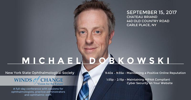 Michael Dobkowski Seminar Promo